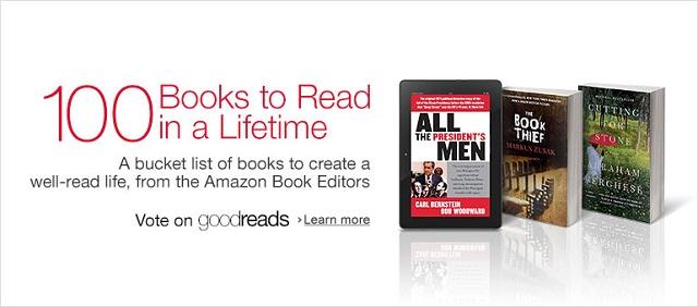 100 Libros Que Hay Que Leer Antes De Morir Según Amazon Quéleer