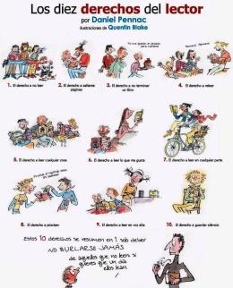 los diez derechos del lector