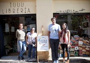 Equipo_Tuuu_Librería_Madrid