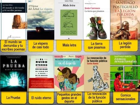 libros marzo