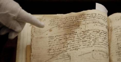 firma de cervantes