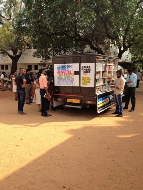 carro libros india