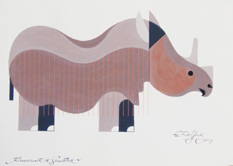 lucho rodriguez rinoceronte