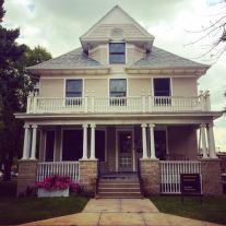 Shambaugh House, Iowa City